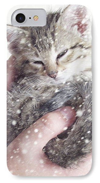 In Safe Hands II Phone Case by Amy Tyler