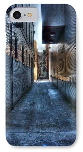 In The Alley Phone Case by Dan Stone