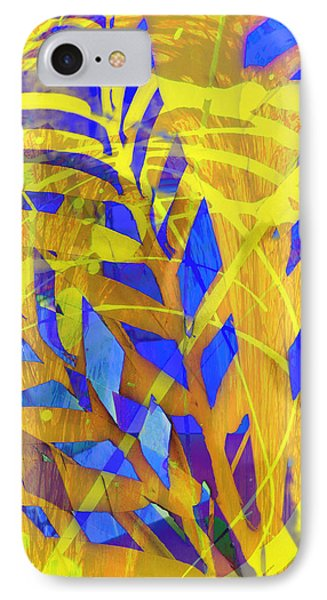 In The Garden Phone Case by Ann Powell