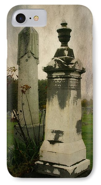 IPhone Case featuring the photograph In The Silence by Joan Bertucci