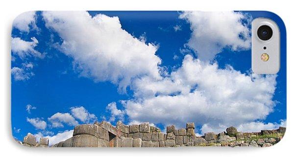 Inca Ruins IPhone Case