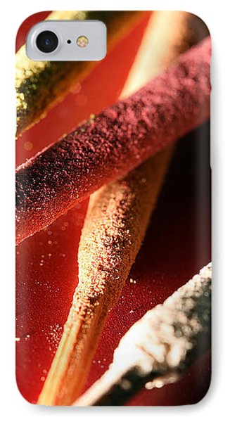 IPhone Case featuring the photograph Incense by Lauren Radke