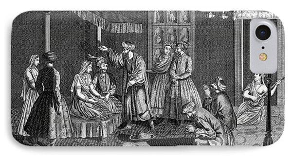 India: Wedding, 1780s Phone Case by Granger