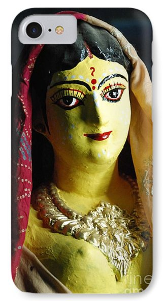 IPhone Case featuring the photograph Indian Beauty by Fotosas Photography