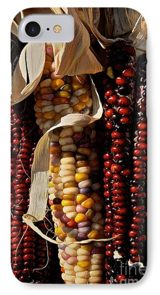 Indian Corn Phone Case by Susan Herber
