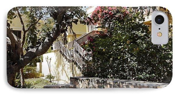 Indian Summer Garden Phone Case by Kantilal Patel