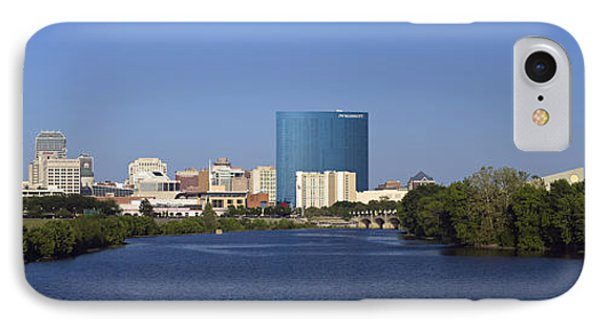 Indianapolis - D007990 Phone Case by Daniel Dempster