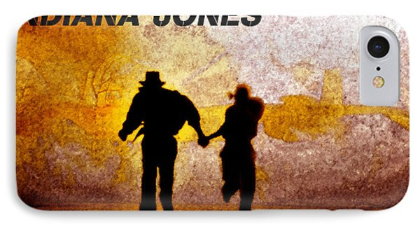 Indy And Marions Escape Phone Case by David Lee Thompson