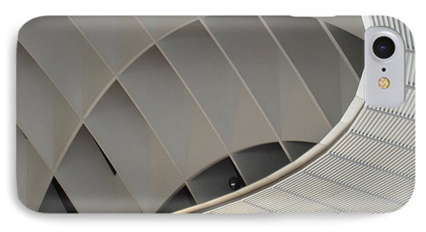 Inside Fuji Building IPhone Case by Naxart Studio