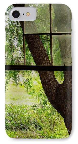 IPhone Case featuring the photograph Inside Looking Out by Blair Stuart