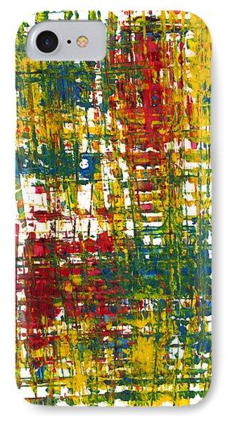 Inside My Garden II 162.110411  IPhone Case by Kris Haas