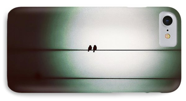 Into The Light - Instagram Photo Phone Case by Marianna Mills