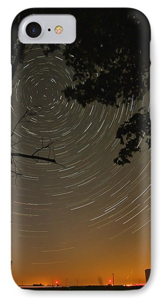 Into The Night Phone Case by Jim Finch