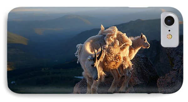 Two Faces West IPhone Case by Jim Garrison