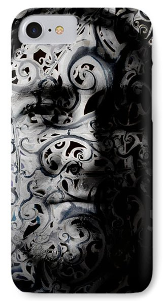 Intrigue Phone Case by Christopher Gaston