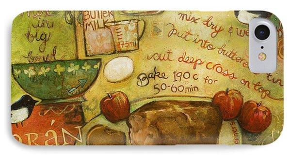 Irish Brown Bread IPhone 7 Case