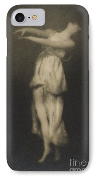 Irma Duncan Phone Case by Arnold Genthe