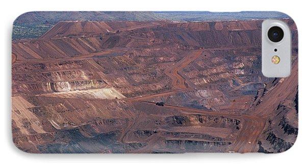 Iron Mine Phone Case by Dirk Wiersma