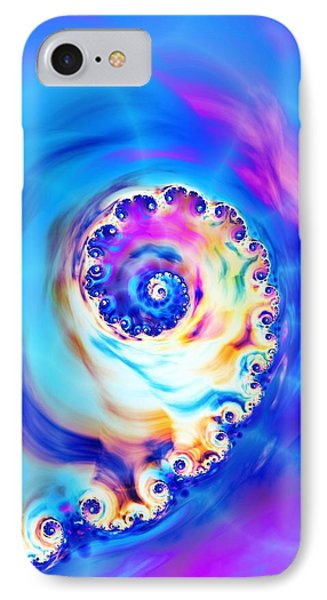 Irridescence Phone Case by Sharon Lisa Clarke