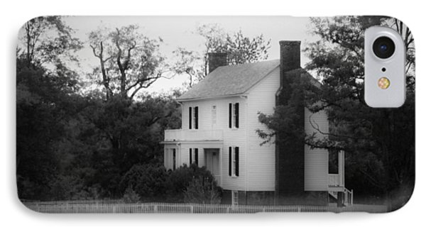 Isbell House Appomattox Virginia Phone Case by Teresa Mucha