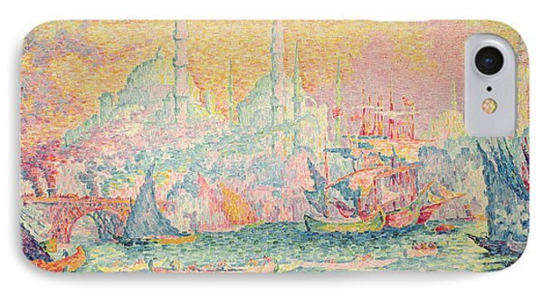Istanbul IPhone Case by Paul Signac