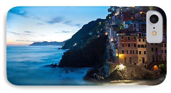 Italian Coast Romance IPhone Case by Mike Reid