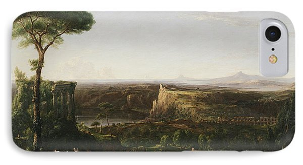 Italian Scene Composition Phone Case by Thomas Cole