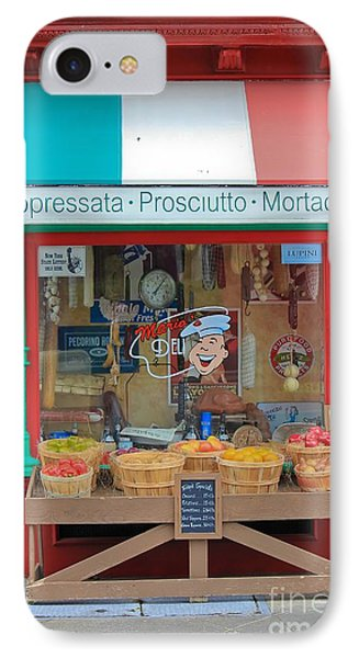 Italian Phone Case by Sophie Vigneault