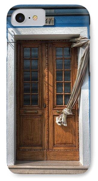 Italy Old Door Phone Case by Joana Kruse