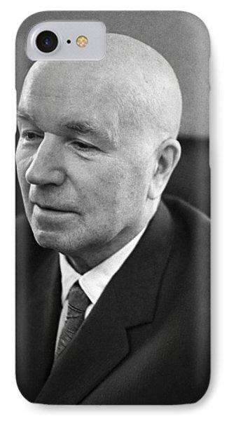 Ivan Vinogradov, Soviet Mathematician IPhone Case