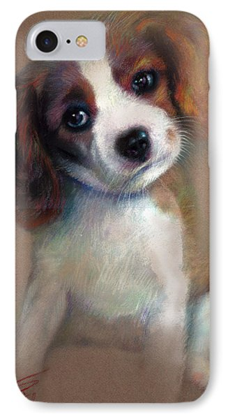 Jack Russell Terrier Dog IPhone Case by Ylli Haruni