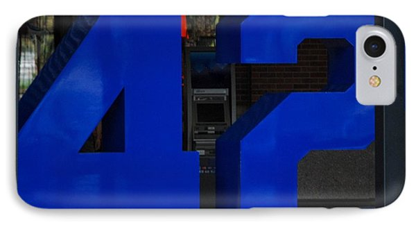 Jackie Robinson 42 Phone Case by Rob Hans