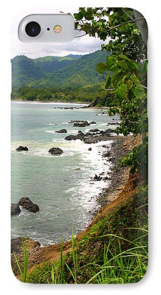 Jaco Pacific Coast Costa Rica IPhone Case by Michelle Wiarda