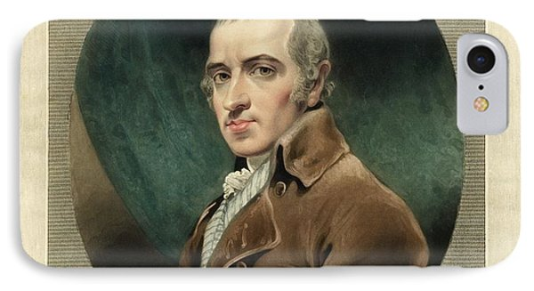 James Gillray, British Caricaturist Phone Case by Miriam And Ira D. Wallach Division Of Art, Prints And Photographsnew York Public Library