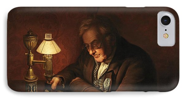 James Peale IPhone Case
