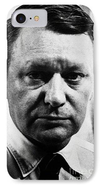 James Reston (1909-1995) Phone Case by Granger
