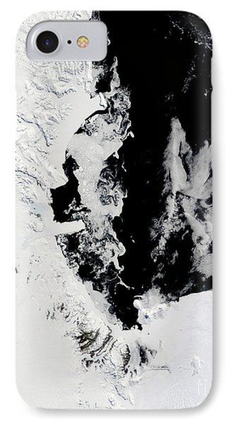 January 18, 2010 - Ross Sea, Antarctica Phone Case by Stocktrek Images