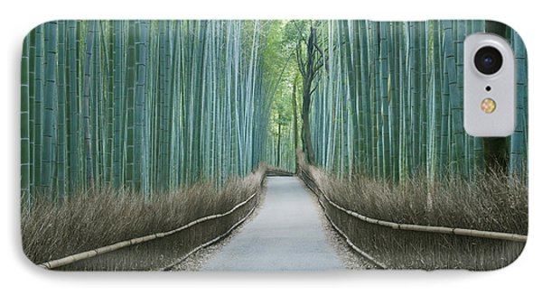 Japan Kyoto Arashiyama Sagano Bamboo IPhone Case