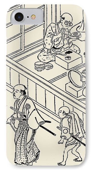 Japan: Samurai, 1700 Phone Case by Granger