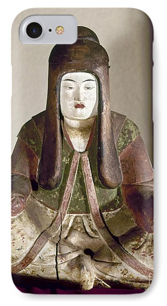 Japan: Statue, 9th Century Phone Case by Granger