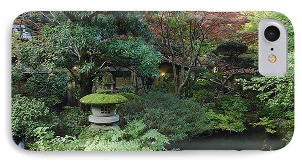 Japan Tokyo Japanese Garden IPhone Case