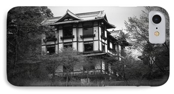 Japanese Traditional House IPhone Case