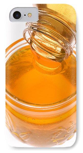 Jar Of Honey Phone Case by Garry Gay