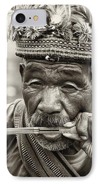 Jaw Harp Phone Case by Skip Nall