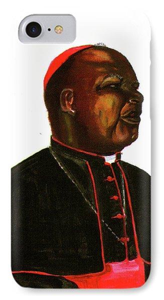 Jean Zoa Phone Case by Emmanuel Baliyanga