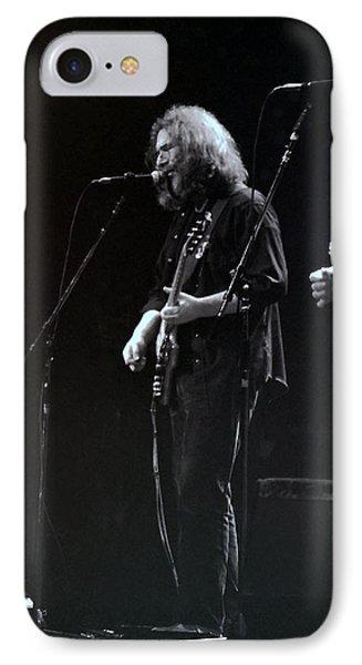 The Grateful Dead -  East Coast IPhone Case by Susan Carella
