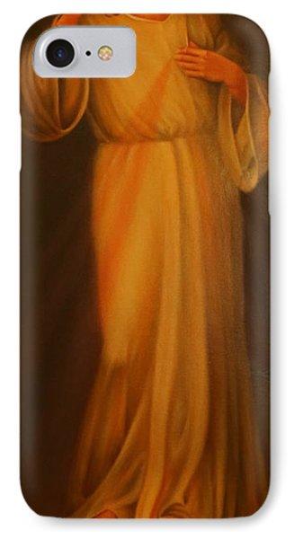 Jesus I Trust In You - Jesus Christ Of Nazareth Phone Case by Lee Dos Santos