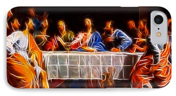 Jesus The Last Supper Phone Case by Pamela Johnson
