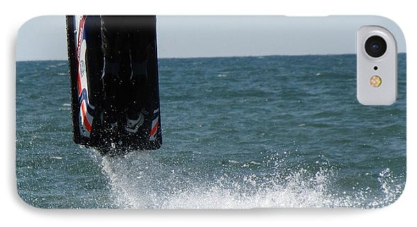 IPhone Case featuring the photograph Jet Ski by John Crothers