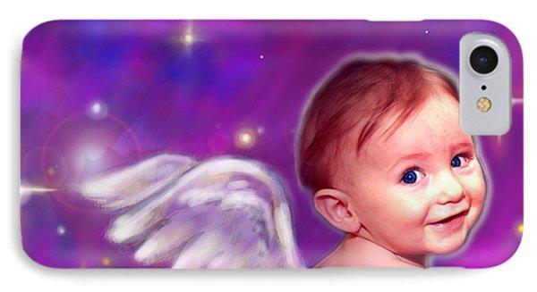 Jewell.angelic 3 IPhone Case